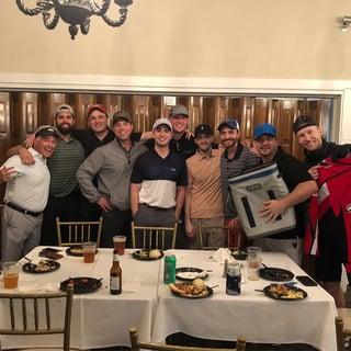 Gagnants à Sonatype Golfing.jpg