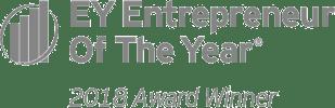 2018 EOY Regional Award Winner Logo