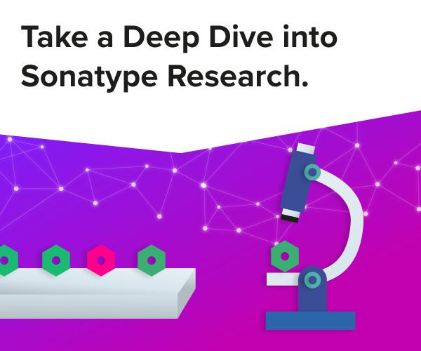 Plongez au cœur de la recherche Sonatype